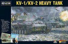 Bolt Action Soviet KV-1 / KV-2 Warlord Games 28mm SD