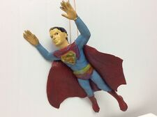 Superman 1973 National Periodical Publications Inc. Rubber Flying String Toy