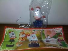 Kinder   surprise  Noël  FF277  +  BPZ   grand K