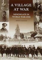 NEWDIGATE HISTORY WW1 - Surrey Village First World War Home Front Soldiers Army