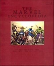 MARVEL ENCYCLOPEDIA DELUXE LIMITED EDITION OCT 2006 SEALED NEW ONLY 1200 RARE