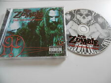 ROB ZOMBIE : THE SINISTER URGE CD ALBUM P.A. 11 TRACKS GEFFEN 2002