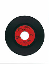"""MARTY ROBBINS 45 rpm """"THE SHOE GOES ON THE OTHER FOOT"""" & """"IT KIND OF REMINDS ME"""""""