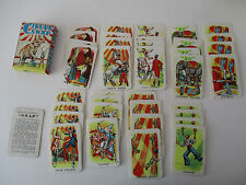 VINTAGE CIRCUS SNAP PLAYING CARD GAME - BOXED WITH RULES