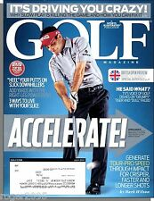 Golf - 2011, July - Generate Tour-Pro Speed For Faster & Longer Shots!