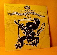 Cardsleeve Full CD Vlaanderen Zingt: Dengs Denderende Dertien 14 TR 2005 Rock