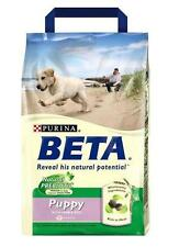 Beta Puppy Lamb & Rice  2.5kg 100% Complete Food For Puppies Junior Puppy Food