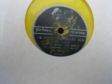 Popeye the Sailor Man/Scruffy the Tugboat on Golden Records Free Ship USA