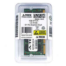 1GB SODIMM LG Xnote Express Dual S1 Pro ExpressDual C1 Tablet PC Ram Memory