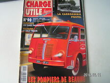 **a Charge Utile n°90 Les cars Fromentin / Le Half Track / Pinder Jean Richard