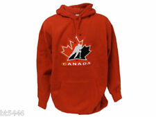 TEAM CANADA Mens SMALL Hoodie Pullover Officially Licensed BRAND NEW with TAGS