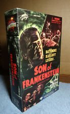 "Sideshow Universal Monsters 1/6 scale 12"" figure Son of Frankenstein NIP"