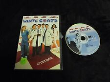 "USED DVD MOVIES ""White COats""   (G)"