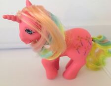 My Little Pony Vintage G1 Pinwheel (Rainbow Unicorn Ponies) 909E
