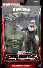 MARVEL LEGENDS INFINITE AMAZING SPIDER-MAN : BLACK CAT neca dc universe hot toys