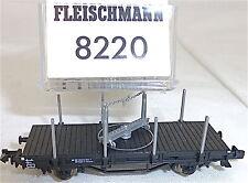 Reposapiés giratorio coche DB Modelo H 10 Ep.III Fleischmann 8220 N 1/160 #HR3