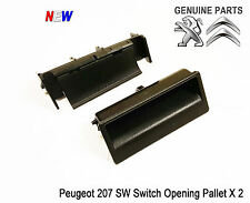 Peugeot 207 SW Estate Switch Opening Pallet Handle Rear Tailgate Boot lid New