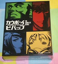 NEW Cowboy Bebop: The Complete Series - Amazon Exclusive Edition (Blu-ray/DVD)