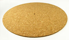 Cork Audio Hi-fi Turntable Platter  Mat
