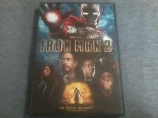 THE IRON MAN 2 - DVD Robert Downey Jr / Gwyneth Paltrow
