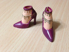 Barbie My Scene Lindsay Lohan Doll's High Heel Glam Fashionista Point Toe Shoes