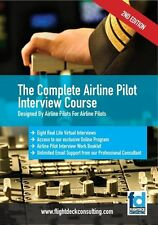 The Complete Airline Pilot Interview Course DVD - Flightdeck Consulting
