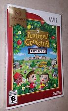 Nintendo Selects: Animal Crossing: City Folk [Nintendo Wii, 2016] - New & Sealed