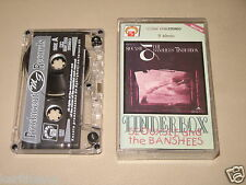 SIOUXSIE AND THE BANSHEES - Tinderbox - MC Cassette tape /1671