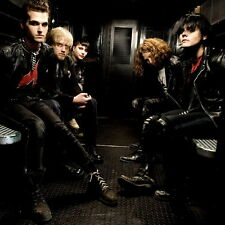"02 My Chemical Romance - American Rock Band Music Star 14""x14"" Poster"