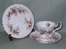 Royal Albert Lavender Rose Trio Tea Cup, Saucer & Side Plate (Lot A)