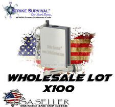 Strike Survival® Waterproof Match Survival Gear Lighter Camping Hiking Fishing