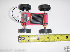 Solar powered car Educational kit   unisex  Build your own solar car, moves fast