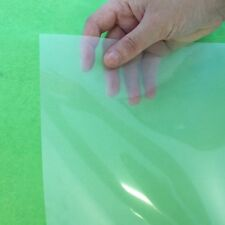 A4 Blank Mylar stencil sheets x 4 - Cut your own stencils