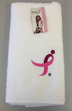 Susan G. Komen For The Cure Workout Sports Towels White