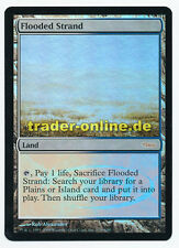 Foil Flooded Strand (Gefluteter Strand) JR Judge Rewards Promo english Magic