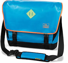 "Dakine GRANVILLE 26L Mens Messenger 17"" Laptop Bag Offshore Blue Orange NEW"