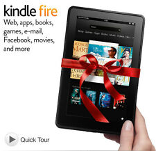 "Kindle Fire HD 7"", Dolby Audio, Dual-Band Wi-Fi, 16 GB - [2nd Gen.] Black"