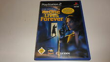 PlayStation 2  PS 2  No One Lives Forever: The Operative