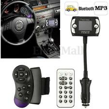Voiture Kit Allume Cigare Chargeur Bluetooth FM Transmetteur USB MP3 Main Libre
