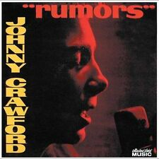 JOHNNY CRAWFORD - RUMORS  - COLLECTORS CHOICE MUSIC - CD - 1998