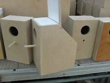English budgies breeding boxes nesting boxes
