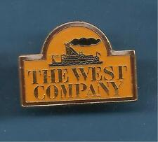 Pin's pin BATEAU A AUBE THE WEST COMPANY (ref 096)