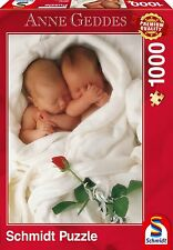Schmidt Anne Geddes Milly and Natalie Premium Quality Jigsaw Puzzle -1000-Piece