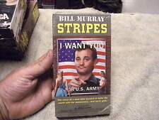 Stripes (VHS, 2000, Box Office Hits Collection)