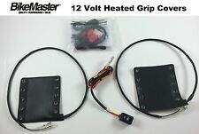 """BikeMaster Removable Heated Grips Covers For 7/8"""" or 1"""" Honda Motorcycle"""