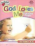 God Loves Me Coloring Pages (Ages 1-2) (HeartShaper Resources-Early Childhood),