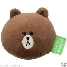 """JAPAN TAKARA TOMY A.R.T.S LINE APP CHARACTERS """"BROWN"""" FACE MAGNET 01 TA28274"""
