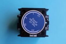 Time Delay Block - Telemecanique RELAY TIMER LA2 D22 A65 0,1 - 30 s 16102 #8838