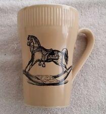 Toy Rocking Horse Tea Coffee Cup Mug Japan