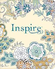 Inspire Bible NLT: The Bible for Creative Journaling  by Tyndale [Paperback] NEW